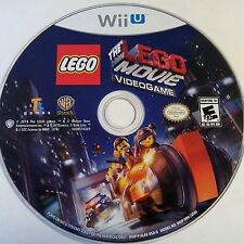 THE LEGO MOVIE VIDEO GAME (WII U GAME) (DISC ONLY) 3374