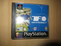This is Football 2 Sony PlayStation 1 PS1 pal mint collectors