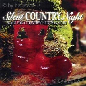 V/A Silent Country Night - CD, Daniel T. Coates, Frank Baum, Joe Sun u.v.a.