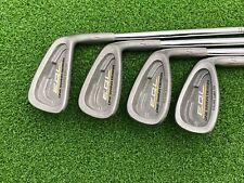 Tommy Armour Golf EQL Single Length Iron Set 7-PW Right Steel Uni-Length STIFF