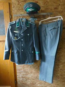 Grenze,NVA Uniform,Unteroffizier Grenzflieger der Grenztruppen der DDR
