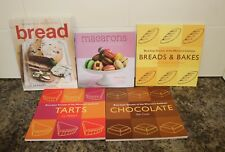 Women's Institute Cook books x4 Bread Tarts Chocolate Bread & bakes & Macaroons
