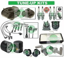 TUNE UP KITS for 90-91 ACCORD: SPARK PLUGS, WIRE SET, FILTERS; DIST. CAP & ROTOR