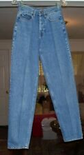 Vintage The Limited High Rise Waist 2 Mom Jeans Button Fly 5-Pocket Reverse Fit