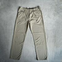 Mens HUGO BOSS Alabama Chinos Size W36 L33 Comfort Fit Straight leg Designer