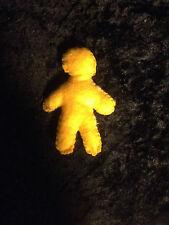 Voodoo Doll - Yellow Blank Slate Doll - CLARITY