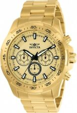 Invicta 22783 Speedway Men's Chronograph 48mm Gold-Tone Stainless Steel Watch