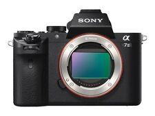 Sony Alpha a7 II 24.3MP Digital Mirrorless Camera - Black (Body Only) new