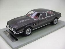 Tecnomodel Aston Martin Lagonda Saloon V8 4 Doors Titanium Grey 1974 1/18