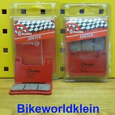 Bremsbeläge Vorne Suzuki GSX-R 600 / 750 04-10 Brembo Bremsklötze