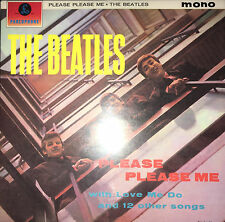 The Beatles - Please Please Me In Mono UK Japan Mini LP Sleeve CD 2009 Rare NEW