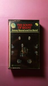 Jimmy Shand & His Band, The Sound of Shand compilation Cassette Tape (EMI/Note)