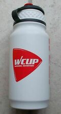 Tacx Wcup cycles water bottle road bike nice shape team cycling