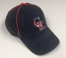 Colorado Rockies New Era Red, White & Black Adjustable Distressed MLB Baseball