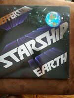 Jefferson Starship LP, Earth, BXL 1 - 2515, Grunt Records, 1978, EX, Vinyl 33