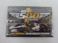 2016 Indianapolis 500 100th Running Event Collector Magnet Dan Wheldon