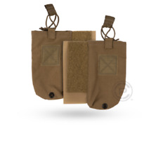 Crye Precision JPC MBITR Radio Pouch Set of 2 - Coyote Tan