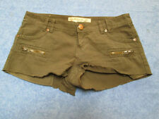 New Look Cotton Patternless Low Rise Shorts for Women