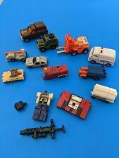 Transformers Autobot Parts Takara Lot