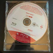 Heavy Rain - PS3 / Playstation 3 - Full Game Promo - No Case
