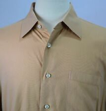 Men's John W Nordstrom Egyptian Cotton Ribbed Long-Sleeve Dress Shirt - 16/33