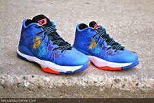 Nike Jordan CP3.VII AE 644805 423  Sport Blue/Infrared Men's  Shoes SIZE 12