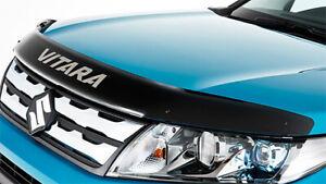 Brand New Genuine Suzuki Vitara Smoked Bonnet Protector 990AA-00325-SMK