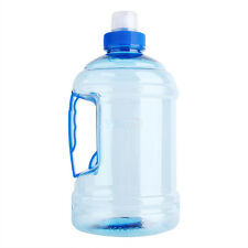 1L Big Large BPA Free Sport Gym Leakproof Drink Water Bottle Cap Kettle Outdoor