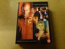 6-DISC DVD BOX / 24 - SEIZOEN 1 ( KIEFER SUTHERLAND )