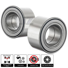 2x 2003 SAAB 9-3 Rear Wheel hub Bearing New Left & Right Replacement