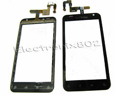 HTC G20 Rhyme S510b Bliss Touch Screen Digitizer Front Glass Panel Pad Black UK