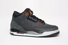 Nike Air Jordan 3 III Fear Pack 626968-040 Air Max BG GS sz 7