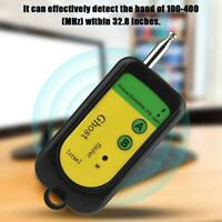 Anti-Spy RF Detector Signal Bug Hidden Camera GSM Wireless Device Finder Useful