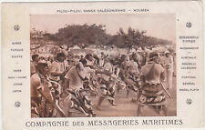 Noumea,New Caledonia,South Pacific,Pilou-Pilou,Club Dance,c.1909