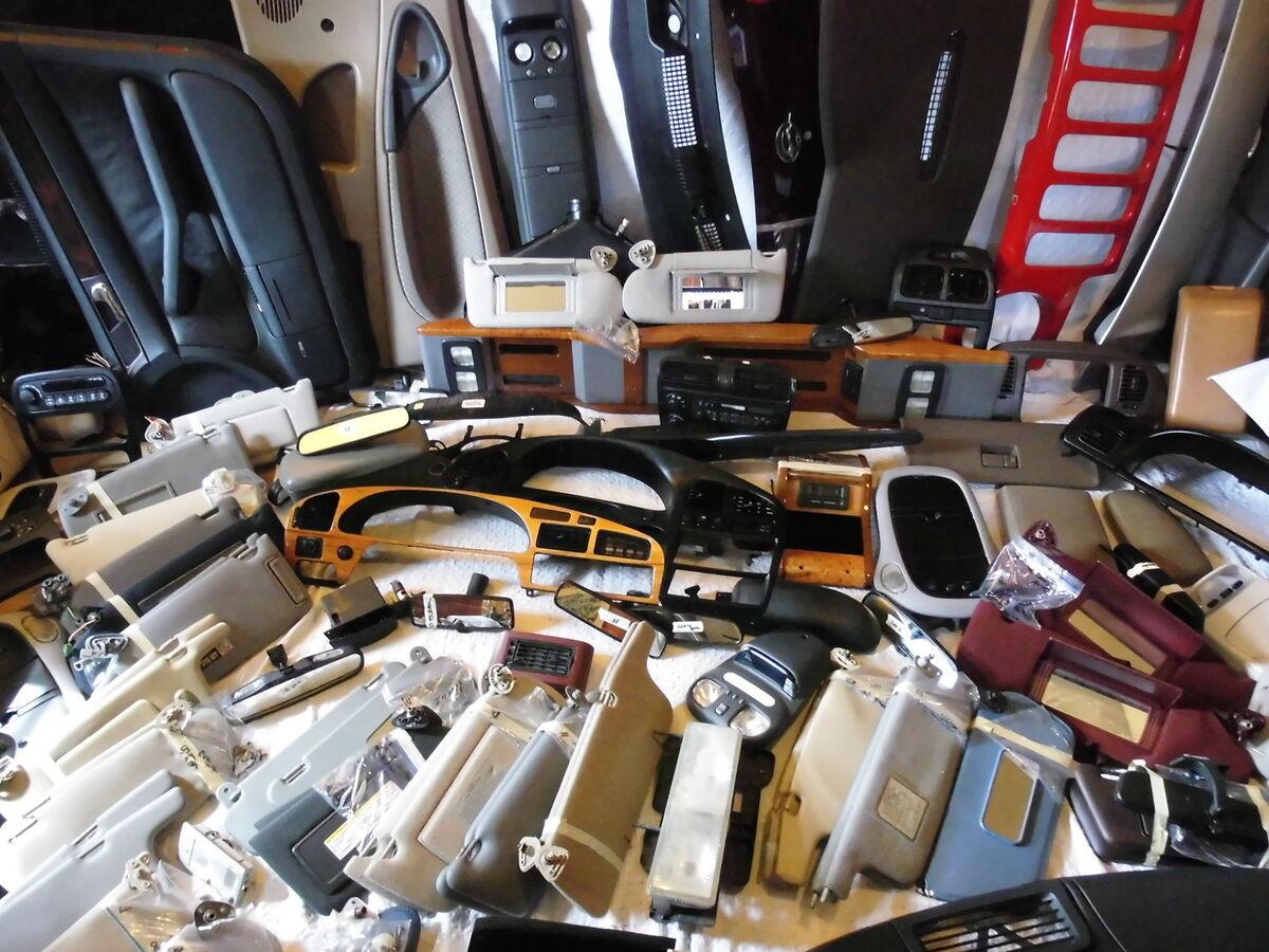 Sunvisor Guy Llc Ebay Stores Circuit Board S10 Pickup Blazer S15 Jimmy Interior Dash Cluster