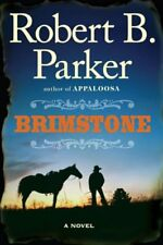 Brimstone by Parker, Robert B. Book The Cheap Fast Free Post