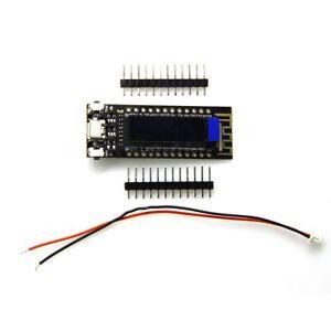 ESP8266 WIFI Chip 0.91 inch  ESP8266 NodeMcu Module for Arduino L20