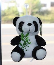 "7"" Panda Stuffed Plush Wall Window Hanging Animal Toy Birthday Gift US Seller"