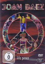 DVD NEU/OVP - Joan Baez - Life Peace