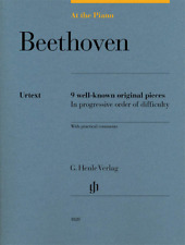Henle Urtext Beethoven: At the Piano 9 Well-Known Original Pieces