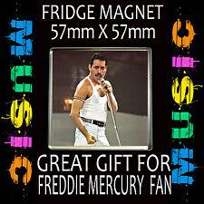 FREDDIE MERCURY- FRIDGE MAGNET57 X 57mm SQUARE  #5