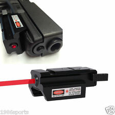 Red Dot Laser sight picatinny Weaver rail Mount 20mm For Pistol Gun Compact #z02