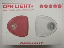 Reelight CPH+ LED Bike Bicycle Cycling Front Head Rear Tail Lamp Light Set Flash