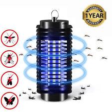 2020 Electric UV LED Light Bug Zapper USB Mosquito Eradicator Killer Lamp Trap