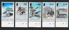 British Antarctic Territory 2015 Historic Huts    MNH