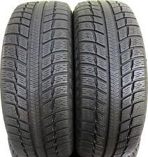 2 unidades - 195/55 r16 - 195/55/16 - Michelin-Alpin a3-los neumáticos de invierno - 87t