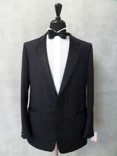 One Button Wool Patternless 30L Suits & Tailoring for Men