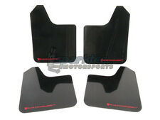 Rally Armor Universal UR Mud Flaps Black with Red Logo Car/Truck/SUV ALL NEW