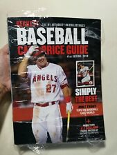 Beckett Baseball Card Price Guide 2019 VG