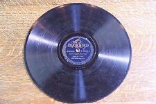 """78 1940s Glenn Miller """"Star Dust"""" """"My Melancholy Baby"""" BLUEBIRD 10665 V+"""